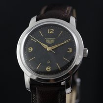 Heuer Baylor Automatic Time Only Dress watch