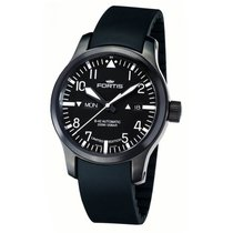 Fortis B-42 Flieger Black Day/Date 655.18.81 K