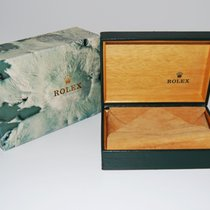 Rolex Box mit Umkarton für Datejust