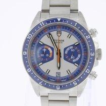 튜더 (Tudor) Monte Carlo Heritage Chronograph blue NEW