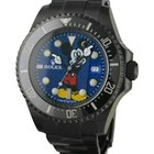 "Rolex Sea-Dweller DeepSea DLC ""Mickey"""