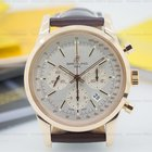 Breitling Transocean Chronograph 18K Rose Gold 43MM