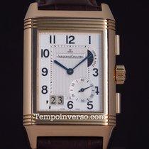 예거 르쿨트르 (Jaeger-LeCoultre) Reverso Grande GMT rose gold box...