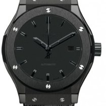 Hublot 565.CM.1110.LR Classic Fusion 38mm - Ceramic All Black...