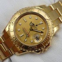 Rolex Yacht-Master 29 mm - 69628 - Gold 750 - Goldband - aus 1993