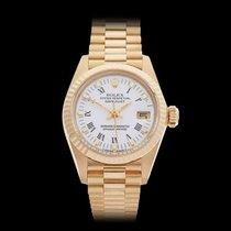 Rolex Datejust 18k Yellow Gold Ladies 6917 - W3971