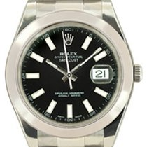 Rolex Datejust II ref. 116300 COME NUOVO 01/2013 art. Rz1365