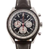 Breitling Chrono-Matic 49 Chronograph Black Dial