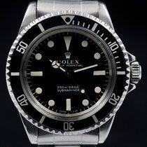 Rolex Submariner (Ref. 5513) Meters First