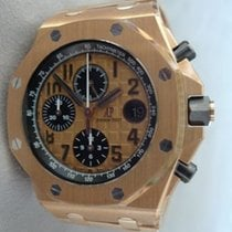Audemars Piguet ROYAL OAK OFFSHORE CHRONOGRAPH 26470OR.OO.1000...