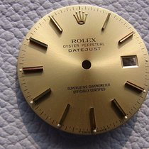 Rolex Datejust (Quickset) Original-Zifferblatt, champagne