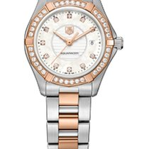 TAG Heuer AQUARACER 200M LADY DIAMOND DIAL AND BEZEL