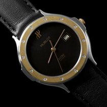 Hublot MDM Two-Tone Midsize Mens Watch - SS, 18K Gold &...