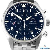 IWC Pilot´s Watch Chronograph IW377710