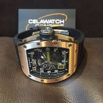 Richard Mille RM030 Rose Gold Automatic