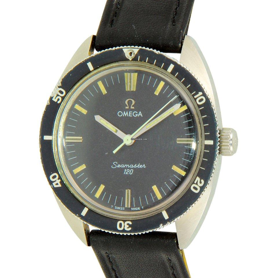 Omega Seamaster 120 Prix
