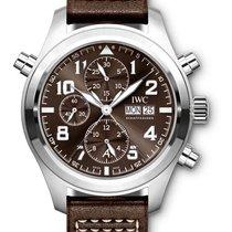 萬國 (IWC) IW371808 - Pilot's Watch Double Chronograph