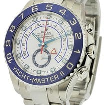 Rolex Unworn 116680 Yacht-Master II in Stainless Steel with...