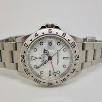 Rolex Explorer II - NOS - quadrante bianco Ref.16570