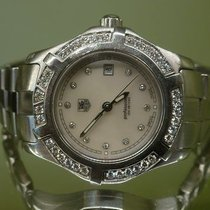 TAG Heuer modern 2006 lady's aquaracer mother of pearl...