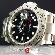 Rolex Explorer II 40 mm Stahl Ref. 16570 Chronometer aus 2003