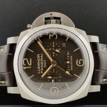 Panerai Luminor 1950 Equation Of Time 8 Days GMT Titanium 47mm...