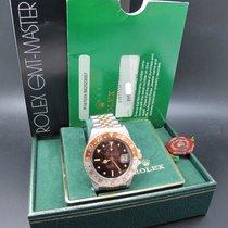 勞力士 (Rolex) GMT MASTER 2-Tone 16753 Root Beer Nipple Dial with...