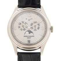 Patek Philippe Complications 18k White Gold White Automatic...