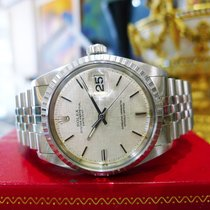Rolex Oyster Perpetual Datejust Ref: 1603 Stainless Steel Watch