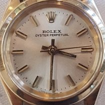 Rolex Oyster Perpetual Lady Gold 18kt Oro giallo