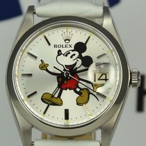 Rolex Oyster Precision Date Mickey Mouse neuer Service