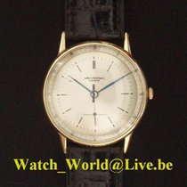 Universal Genève Rare ultra-thin solid 18k gold (year: 1945) -...