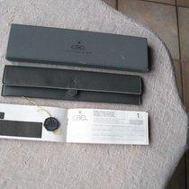 Ebel Graue Uhrenbox/Lederhülle