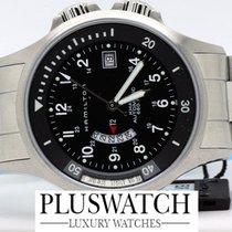 Hamilton Khaki Navy GMT Automatico H77615133  P1