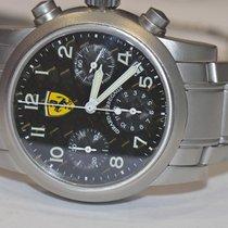 Girard Perregaux GP Ferrari Scuderia Chronograph Carbon Fiber
