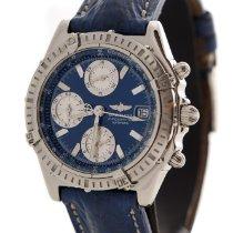 Breitling Chronomat Chronometre Blue Dial  Automatic