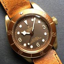 帝陀 (Tudor) 2016 Heritage Black Bay Bronze 79250 New Box And...