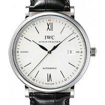 IWC Portofino Automatic 40mm White Dial IW356501