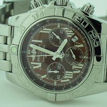 브라이틀링 (Breitling) Chronomat 44 B01 Stainless Steel Automatic