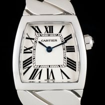 Cartier La Dona Ladies Stainless Steel