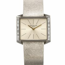 Patek Philippe 3506/2G Vintage Mens Manual in White Gold with...