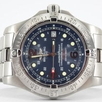 Breitling Superocean Steelfish X-plus (with papers)