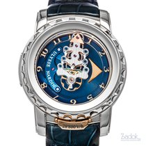 Ulysse Nardin Freak 28'800 18k White Gold Watch 020-88...