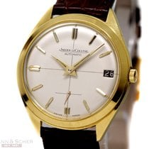 Jaeger-LeCoultre Vintage Gentlemans Watch Cal-813 18k Yellow...