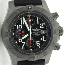 Breitling Avenger Skyland Blacksteel M13380 Dlc Limited...