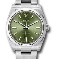 Rolex Unworn 114200 Oyster Perpetual No Date 34mm Ref 114200 -...