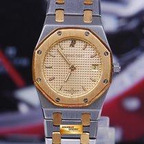 Audemars Piguet Royal Oak Ladies Half-gold 24mm Quartz (near...