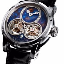 Louis Moinet Limited Editions Sideralis Double Tourbillon