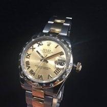 Rolex Lady-Datejust diamonds like new
