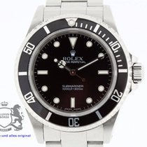 Rolex Submariner No Date 14060 Box & Swiss Papers 2006